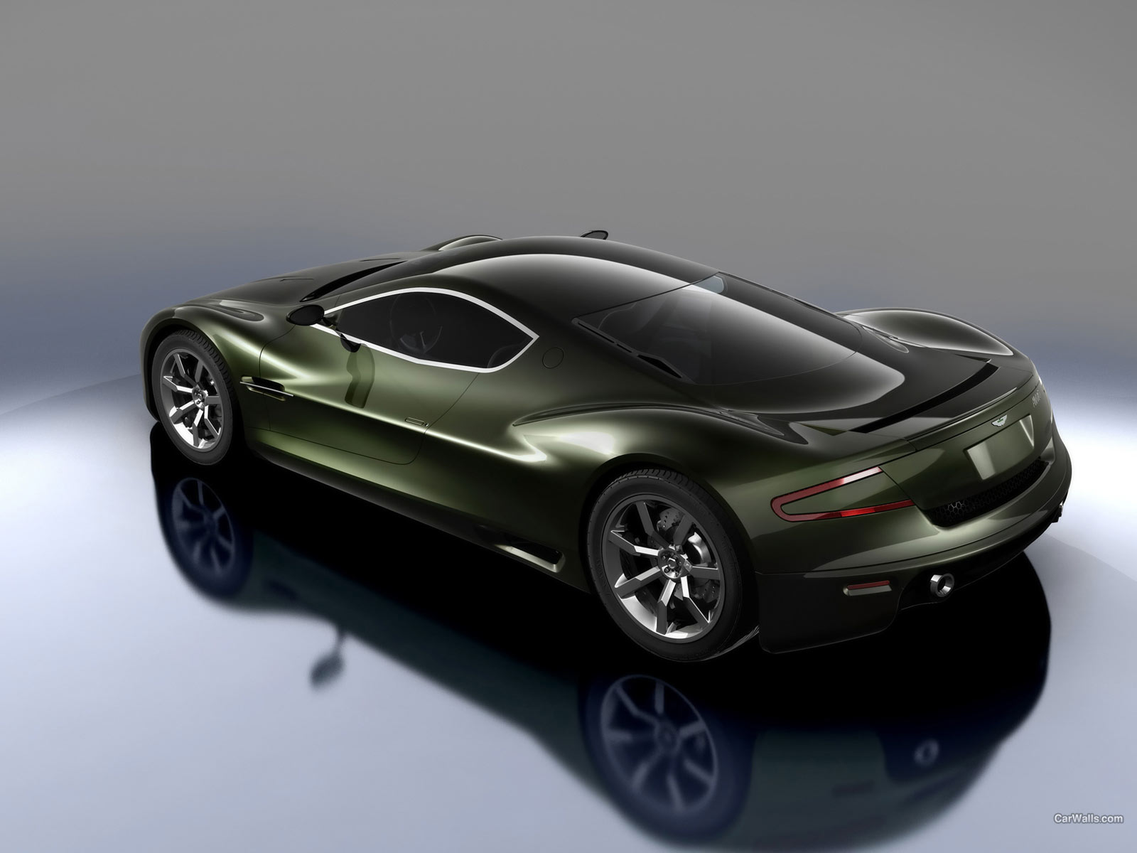 ASTON MARTIN CAR WALLPAPERS: Aston Martin AMV10 Concept Car Wallpapers
