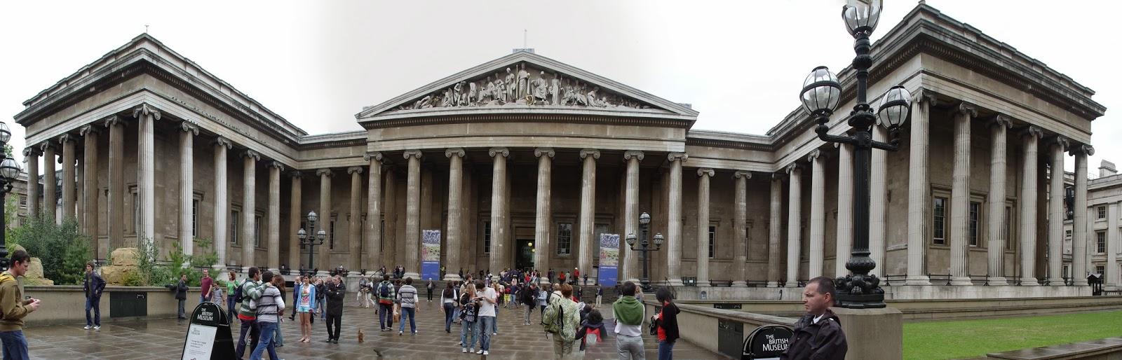El Museo Británico de Londres