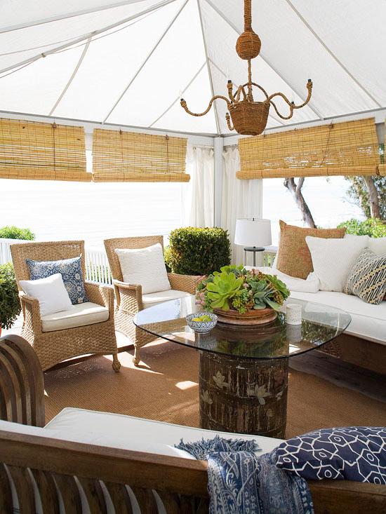 Modern Furniture: Outdoor Decorating Design Ideas 2011