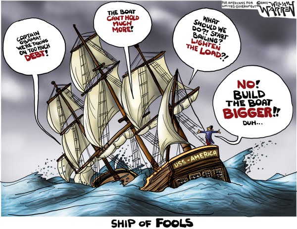 ship of fools michelle