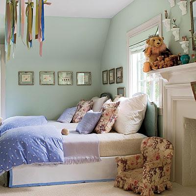 Estilo rustico habitaciones infantiles rusticas - Dormitorios infantiles rusticos ...