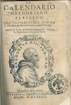 El calendario gregoriano y otras curiosidades   ZIRIGOZA.EU
