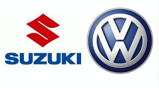 Suzuki dan Volkswagen