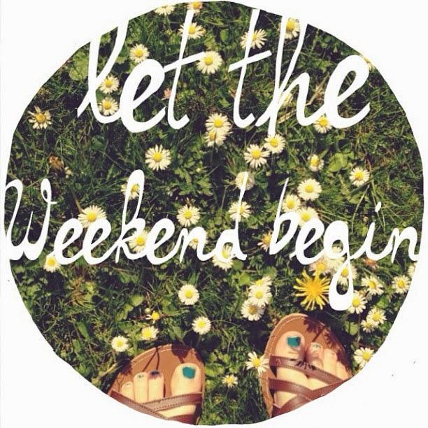 """""""weekend"""