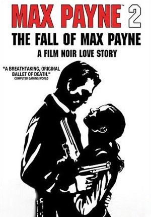 Max Payne 2 Game Poster | Max Payne 2 Game Cover