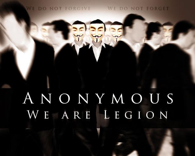 Anonymous, gruppo di hacker