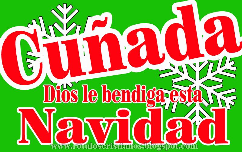 Postal cristiana de navidad para cu ada rotulos cristianos - Tarjetas navidenas cristianas ...