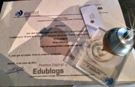 VIII Edición Premios Edublogs