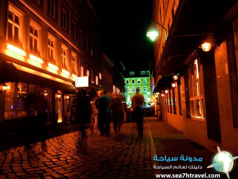 اجمل شوارع هامبورج