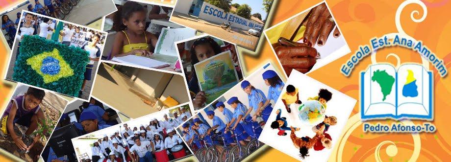 Escola Estadual Ana Amorim
