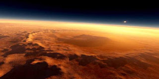 Foto 4 Hewan penunggu Mars yang berhasil diabadikan Curiosity
