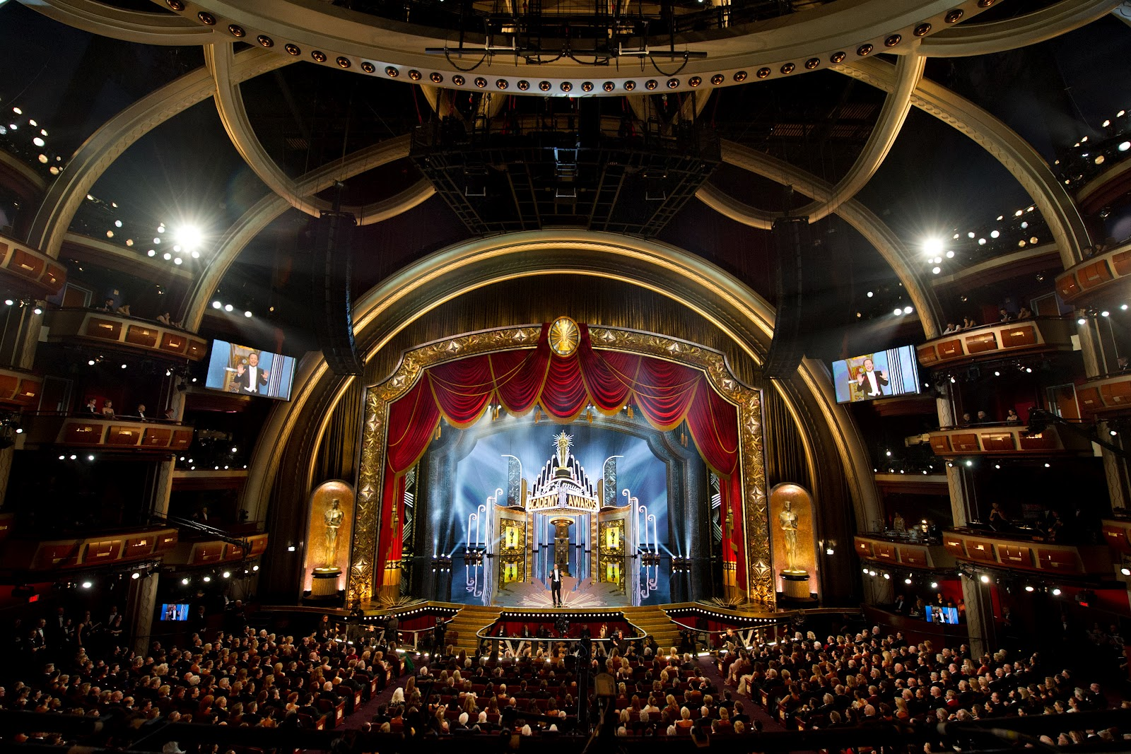 Academy Movie Winners