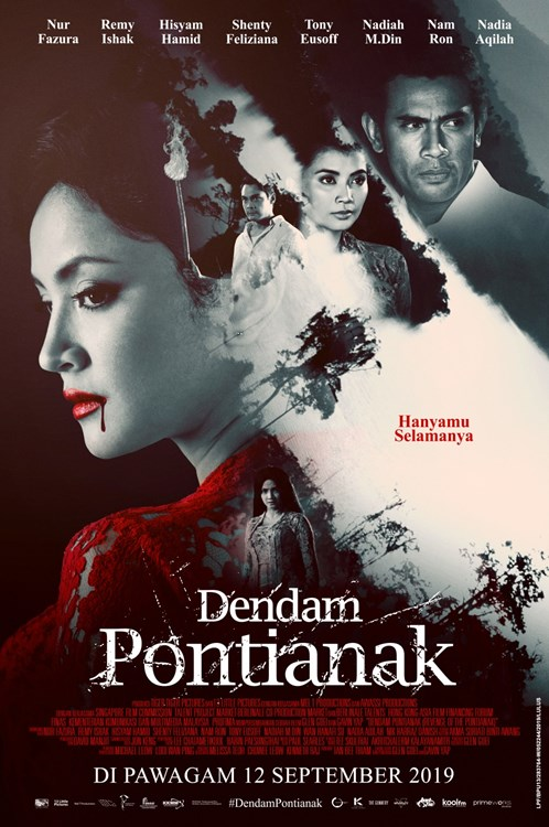 12 SEPT 2019 - DENDAM PONTIANAK (Malay)