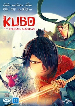 Kubo e as Cordas Mágicas Bluray Filmes Torrent Download capa