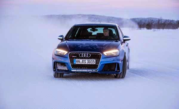 2015 Audi RS3 Sportback US Test Drive
