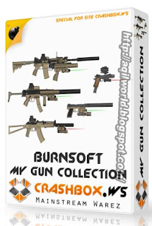 BurnSoft,My,Gun,Collection
