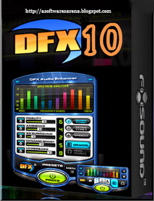 Download DFX Audio Enhancer 10