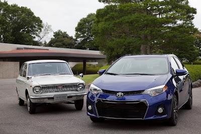 Toyota Corolla, 40 millionth Corolla, 2014 Corolla, Lou Fusz, St. Louis Car Dealer