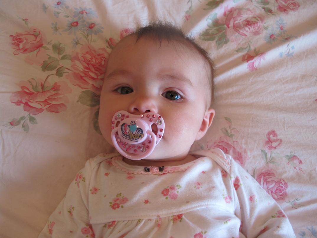 Kandeeland Baby Bling Pacifier