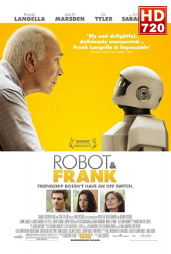 Un Amigo para Frank (Robot & Frank) (2012)