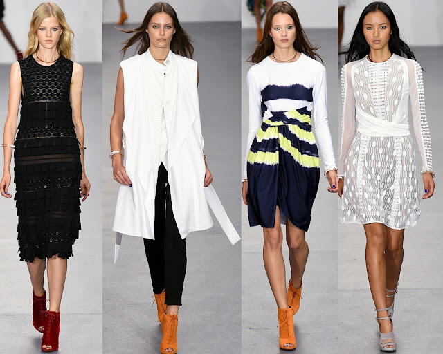 London Fashion Week SS16 Highlights by What Laura did Next