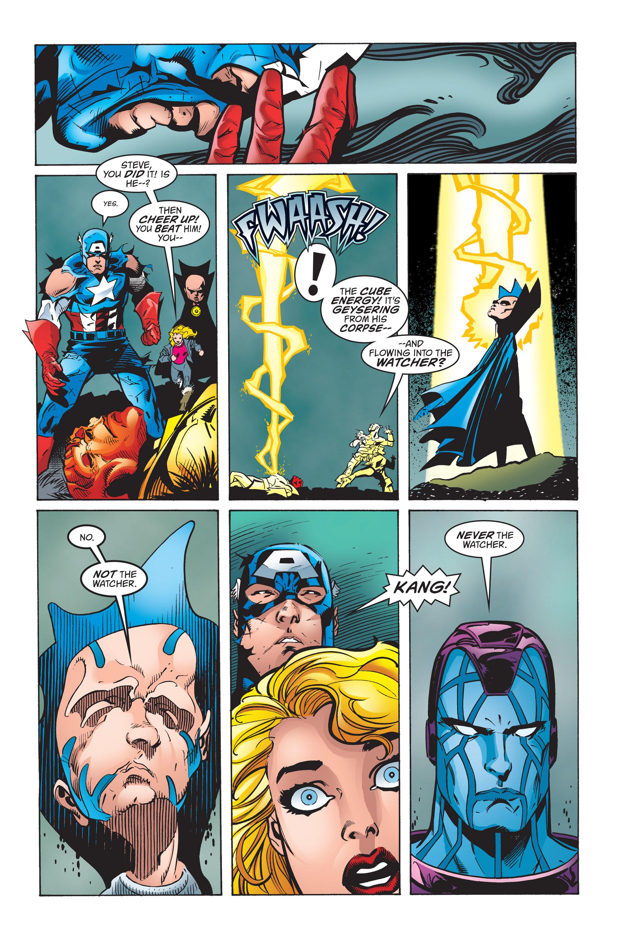 Captain America (1998) Issue #17 #23 - English 15