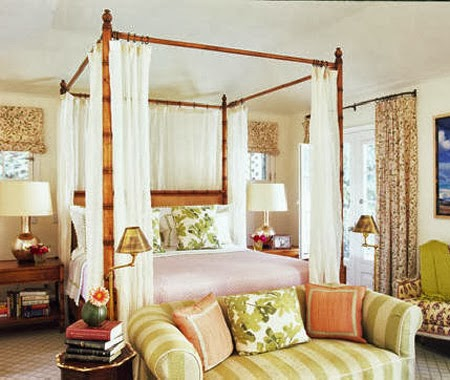 The long and short of it get in my house for Short four poster bed