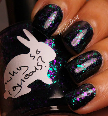 NailaDay: Hare Why So Igneous? over Orly After Party
