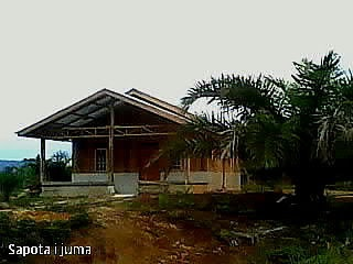 Sapo Simpang Rambutan rumah peristerahatan dimana saya sering berkumpul dengan teman-teman ataupun menjamu tamu-tamu saya yang jaraknya sekitar 300 meter dari tempat tinggal saya.