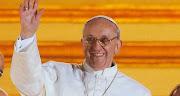 Prima di salutarvi voglio esprimere il mio pensiero sul nostro nuovo Papa, .