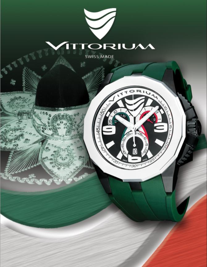 relojes vittorium mexico df