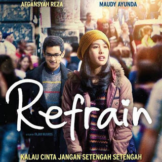 Maudy Ayunda – Cinta Datang Terlambat (Ost. Refrain) Mp3 Download