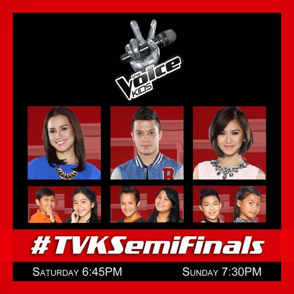 'The Voice Kids' Philippines Top 6 artists sing in the Live Semi-Finals
