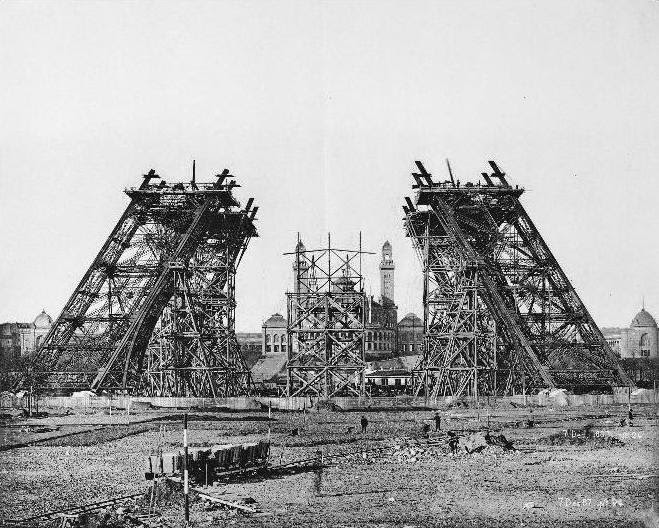 Eiffel Construction