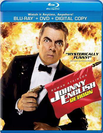 Johnny English Reborn Descargar 720p HD Subtitulos Español Latino Dual 2011