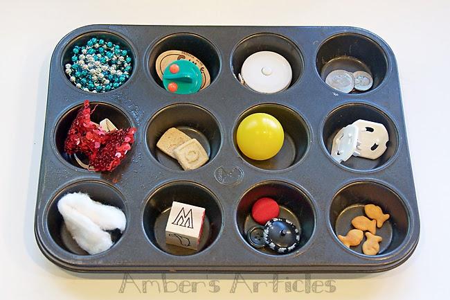 Click pray love pre toddler activity 7 muffin pan surprise - Muffins fur kindergarten ...