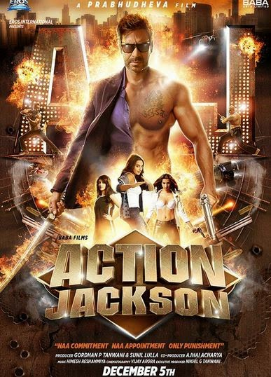 Action Jackson,movie,download,poster
