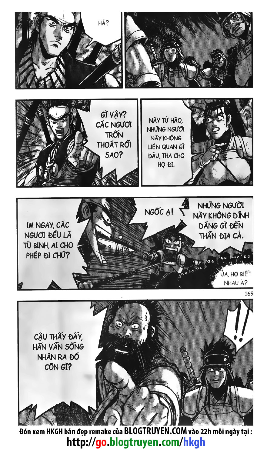 Hiệp Khách Giang Hồ chap 379 Trang 24 - Mangak.info