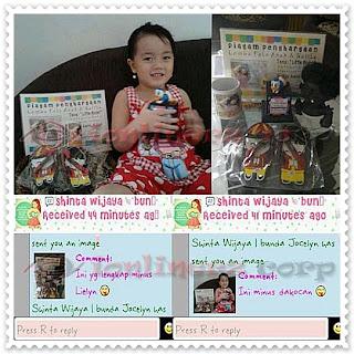 Testimoni Pemenang Lomba Foto Anak & Balita