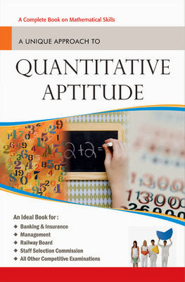 Top Books for Quantitative Aptitude Subject for IBPS Bank Exam