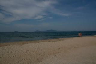 Playa junto a Hoi An, VIetnam.