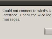 Pesan Error Ketika Membuka Wicd Network Manager [Backtrack 5]