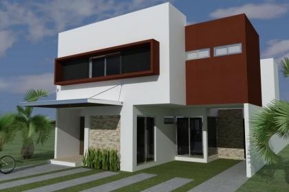 fachadas minimalistas interesante fachada minimalista