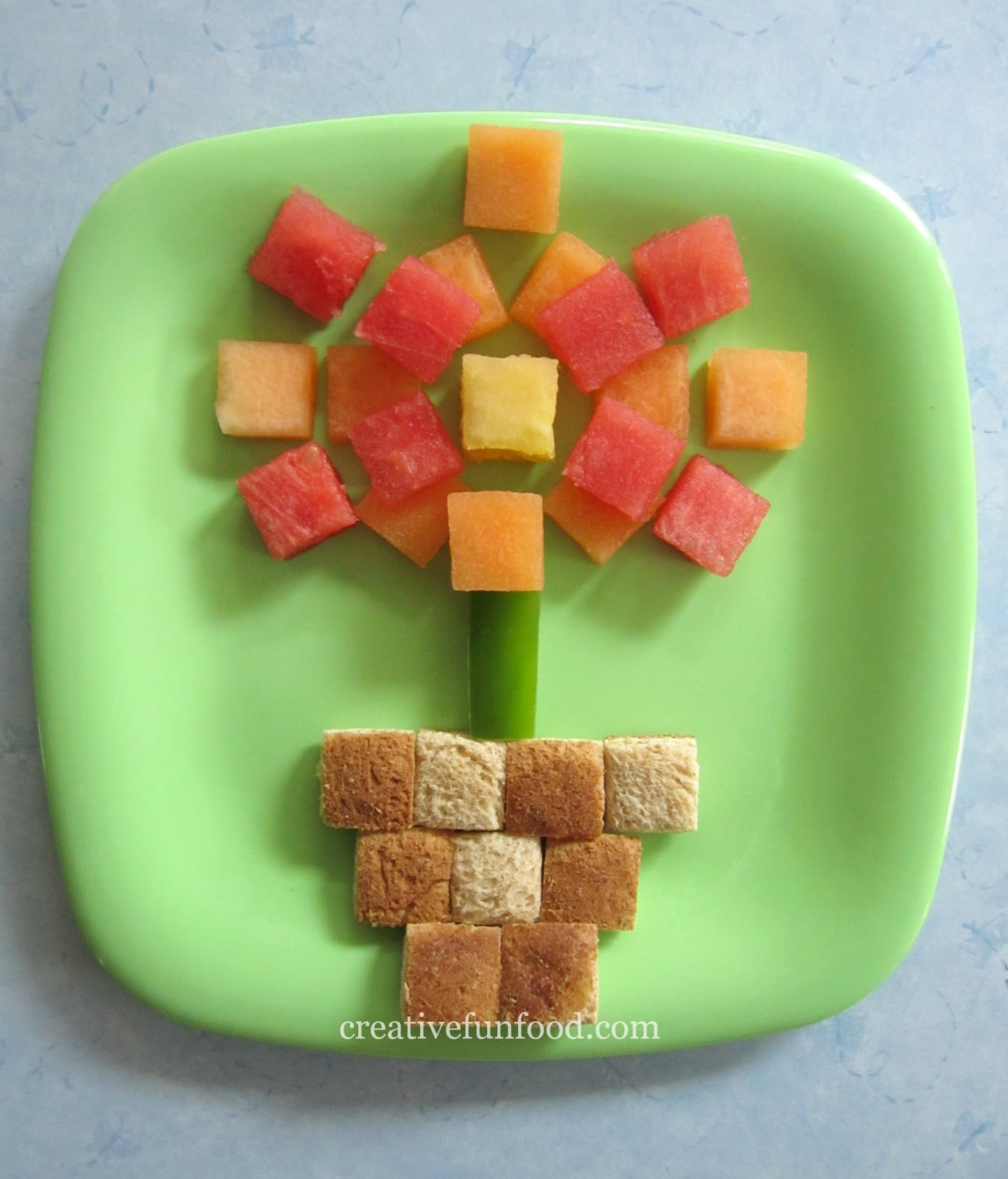 Creative food fun with funbites for Funbites