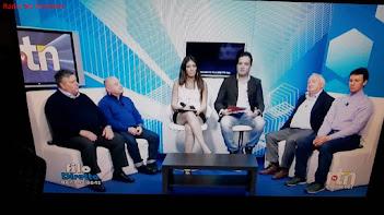 """Radio No Frontiere a """"Filo Diretto"""" su Rtn Tv del 27-04-17"""