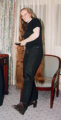 cool long hair