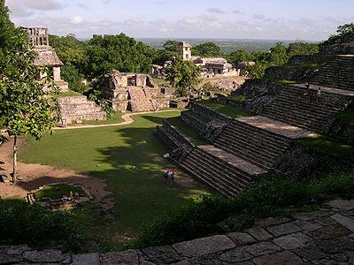 Visita Chiapas paraiso natural