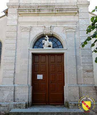 AUTIGNY-LA-TOUR (88) - L'église Saint-Pient