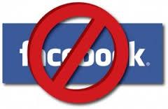 Akun Facebook Diblokir