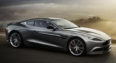 Aston Martin Vanquish - coches y motos 10